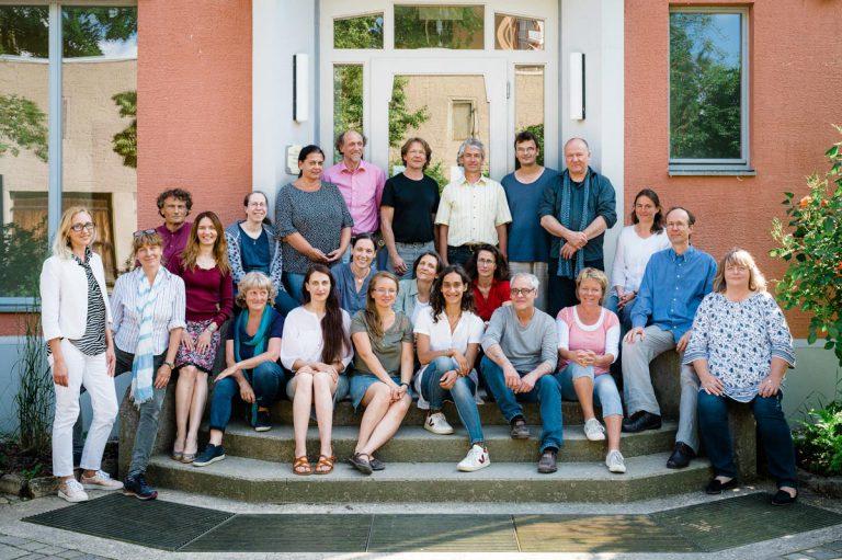 Lehrer der Waldorfschule in Weimar